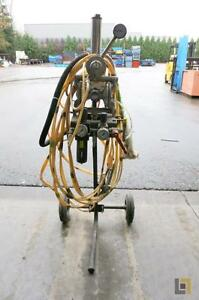 Paint Sprayer Diaphragm Pump Anest Iwata DDP-90E