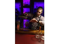 Bar/Waiting/Kitchen jobs at Leicester's only cocktail & supper lounge. Haycock & Tailbar Associates.