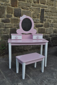 pin furniture by john crane childs dressing table and stool