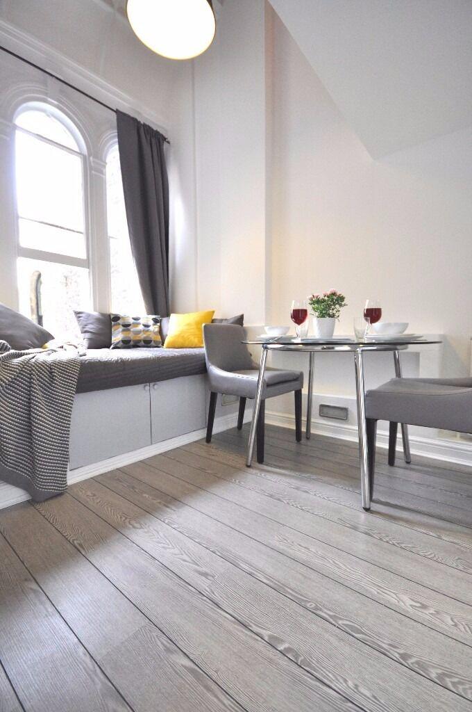 Brand new studio in Notting Hill - bills included (21LG 11)
