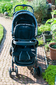 Safety First Tandem Double Pushchair used for 3 months only