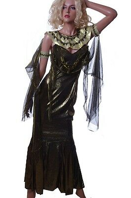 Roman Greek Goddess Athena Venus Womens Grecian Halloween Costume Size Small - Athena Halloween Costumes