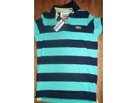 Brand New SuperDry Polo Tshirt Size M
