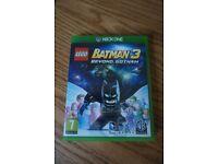 Lego Batman 3 Beyond Gotham - Xbox One - As New