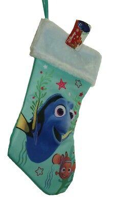Disney FINDING DORY Nemo Christmas Fish Stocking Kids Boys Girls Ocean Water NEW (Nemo Girl Kostüm)