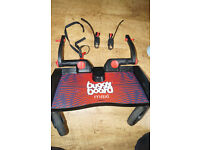 Lascal Buggy Board Maxi Complete Red