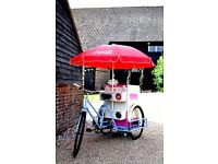 Vintage Ice Cream Bicycle Hire - Wedding, Party & Event - Bike, Cart Hire