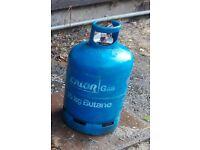 Empty Calor gas bottle for sale