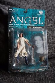 Buffy the Vampire Slayer/ANGEL acton figure - RARE Slave Cordelia - SPECIAL LIMITED EDITION