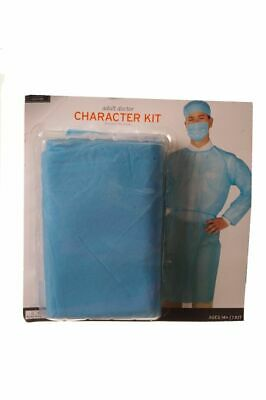 Adult Character Costumes (Adult's Doctor Character Costume Kit - One)