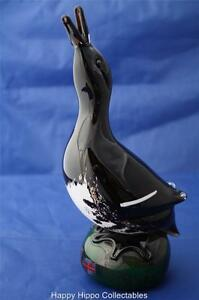 LANGHAM-GLASS-HAND-MADE-CRYSTAL-GUILLEMOT-NEW-BOXED