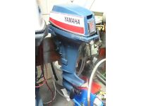 YAMAHA 15hp OUTBOARD ENGINE SHORT SHAFT
