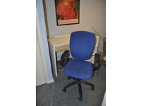 Ergonomic desk chair