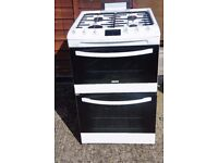 Gas Cooker - White