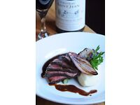Junior Sous Chef, Live In, Excellent Opportunity