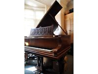 6.3 feet Grand Piano C. Bechstein, lovely piano in a very good condition