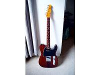 Fender Vintage 60s reissue Rosewood Telecaster guitar (MIM)