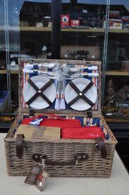 brand new optima picnic basket