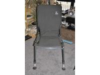 JRC HI-LUX Fishing Chair Lightweight Folding Padded Seat Selling all fishing equipment