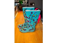 Wellies - size 3
