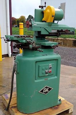 Pratt Whitney Ok R8 Linear Bearing Radius Grinder Tool Cutter Grinder Exce..