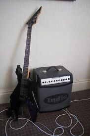BC Rich Guitar and Amp £250 ONO