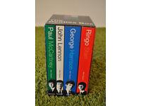 beatles box books