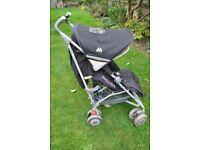 Maclaren buggy, Techno XLR (suitable from birth)