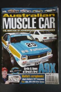 Australian Muscle Car  - Issue #97 (car magazine)