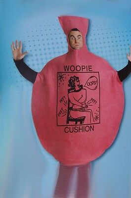 Dirty Adult Halloween Costumes (Mens Funny Bar Halloween Costume Dirty Fart Woopie Cushion Adult Whoopee)