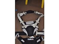 excellent red castle sport baby carrier - solid and safe