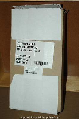 Thermo Fisher Ultra Low Temp Freezer Fiberboard Storage Boxes 5954 Case-12 - Nos