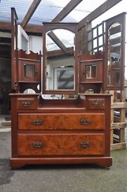 Victorian dressing table for sale