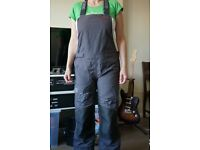 SAILING TROUSERS/OVERALLS AIGLE, size UK10