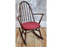 Vintage Retro 60's Style Ercol Quaker Rocker Rocking Chair model 428