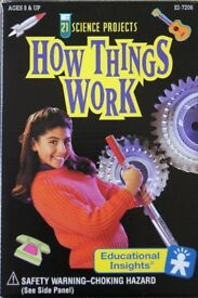 Educational Insights How Things Work - 21 Science Projects
