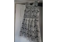 Occasion Wear Girls Dress (worn only once) - Age 11 years
