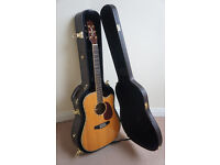 Takamine TNV360SC // All solid wood electro acoustic guitar // +PLUS+ Original Hard Case