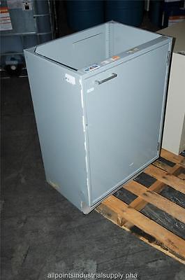 Fisher Hamilton Steel Laboratory Office Garage Storage Cabinet 35 X 24 X 17