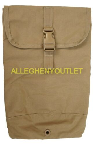 USMC Military FILBE Hydration Pouch 8465-01-600-7887 Coyote Brown VGC