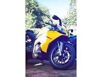 Aprillia RS4 125cc Road Legal
