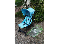 Mothercare Pick n Mix Buggy with Raincover in Mint colour and condition