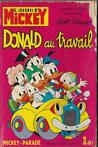 Le Journal de Mickey -DONALD au Travail, 1972