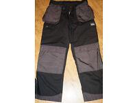 "TROJAN® Multi-Pocket Tradesman Trousers size 36""/ 91 cm/REG."