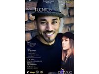 Dance Workshops with Justin Fuentes!