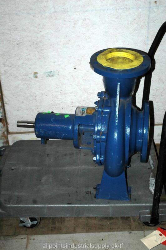 "Andritz Ritz 125-250.1/A Centrifugal ES End Suction Pump 6""x5"" - NOS"
