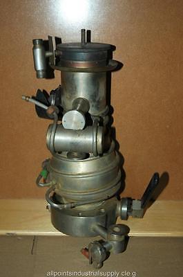 High Vacuum Small Diffusion Pump - Parts Or Repair
