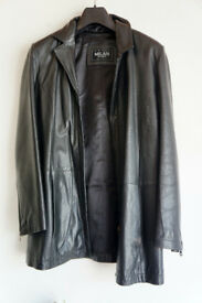 Womans Leather Coat/Jacket