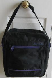 Black Flight Bag