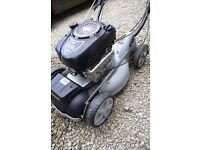Masport Petrol self propeled mulching mower